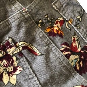 NWT Anthropologie Pilco and the Letterpress pants